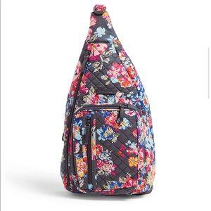 Brand new Vera Bradley sling bag